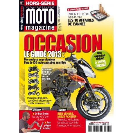 Moto Magazine hors-série Occasions 2013