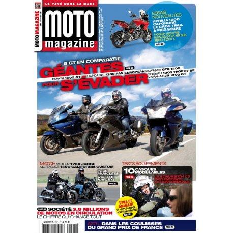Moto Magazine n° 297 – Mai 2013