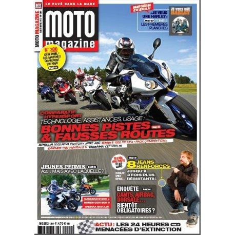 Moto Magazine n° 300 – Septembre 2013