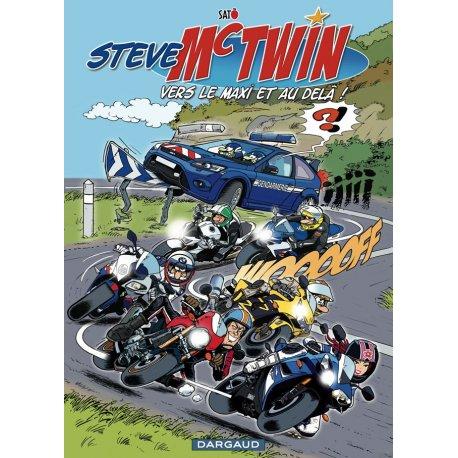 Steve Mac Twin : Même pas maaaal ! (tome 1)