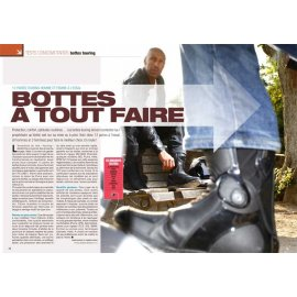 12 bottes touring homme et femme (2013) : Dainese - Held - XPD ...