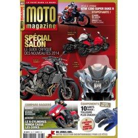 Moto Magazine n° 303 – Déc. 2013/Janv. 2014