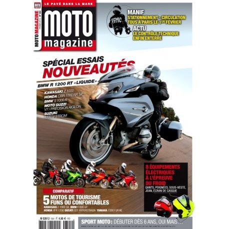 Moto Magazine n° 304 – Février 2014