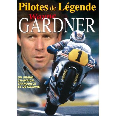 DVD moto n° 30 – WAYNE GARDNER - Un grand champion tranquille et déterminé