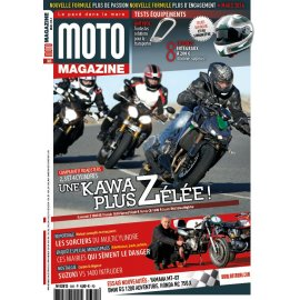 Moto Magazine n° 305 – Mars 2014