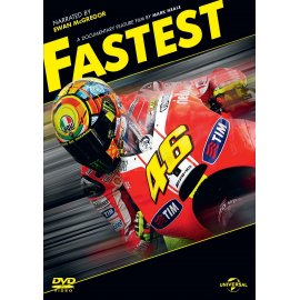 DVD moto : FASTEST - Intensité, joies et drames du MotoGP