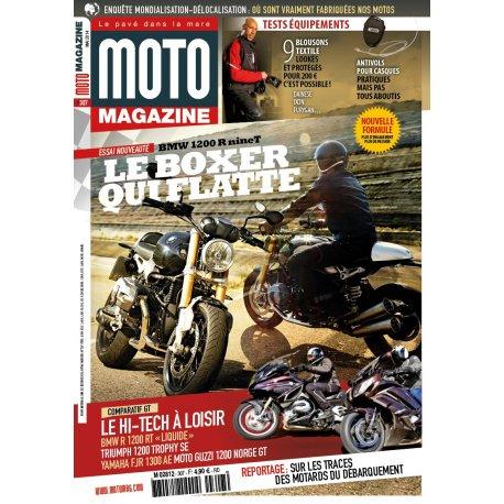 Moto Magazine n° 307 - Mai 2014