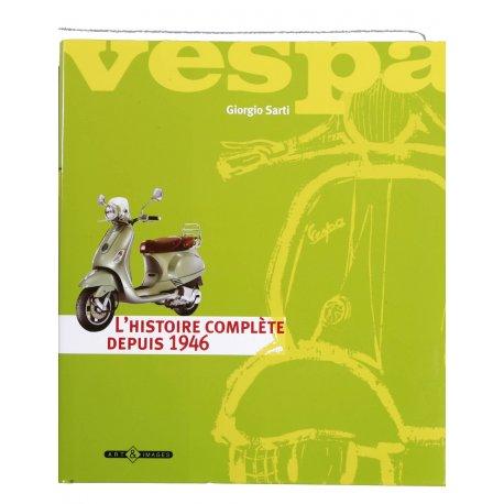 VESPA : l'histoire complète depuis 1946