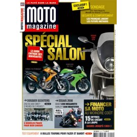 Moto Magazine n° 241 - Octobre 2007