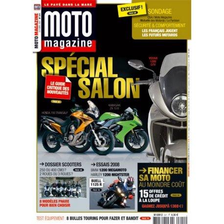 Moto Magazine n° 241