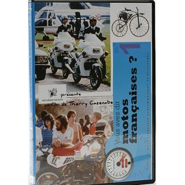 DVD : Vous avez dit MOTOS FRANCAISES ?