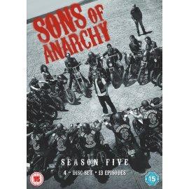 DVD : Sons of Anarchy - Saison 5 - Coffret intégral