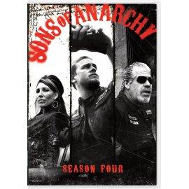 DVD : Sons of Anarchy - Saison 4 - Coffret intégral