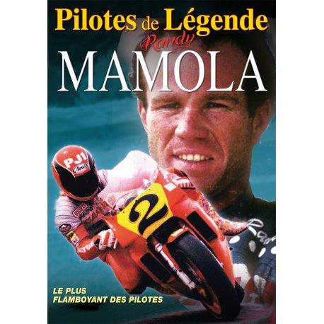 DVD moto n° 28 – RANDY MAMOLA – Le plus flamboyant des pilotes