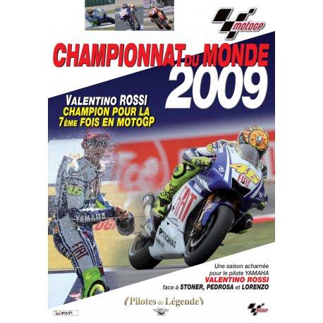 DVD moto n° 20 : best of du MotoGP 2009- Et de neuf pour Rossi!