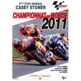 DVD moto n° 27 - MOTO GP : Championnat du monde 2011