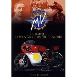DVD moto n° 23 – MV Agusta : La marque la plus glorieuse de l'histoire