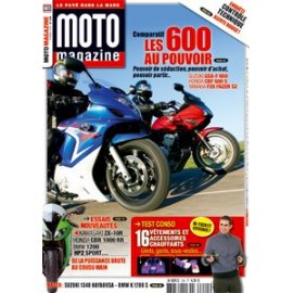 Moto Magazine n°244 - Février 2008