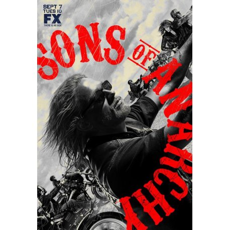 Sons of Anarchy - Saison 3 - Coffret intégral
