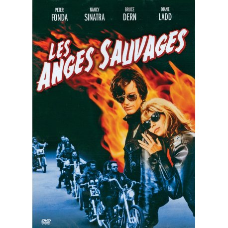 DVD Fiction : Les Anges sauvages