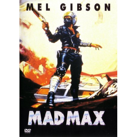 DVD Mad Max I