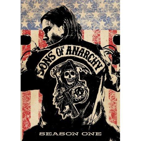 Sons of Anarchy - Saison 1 - Coffret intégral (Voir Bande annonce)