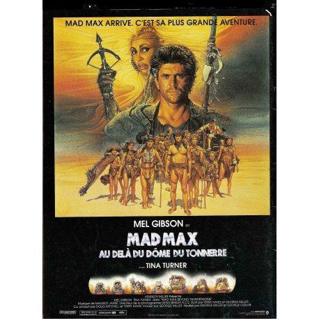 DVD Mad Max 3 - Au delà du dôme du tonnerre