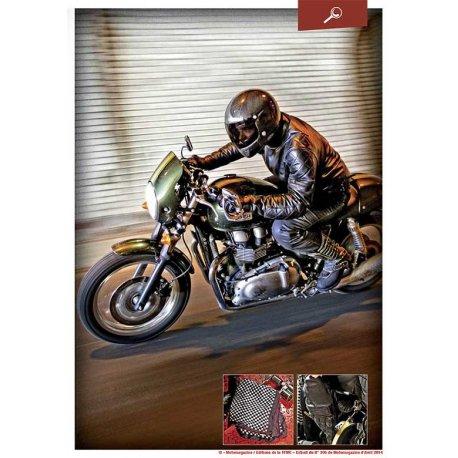 ROULER VINTAGE : Casques, blousons ou vestes, gants, bottes et accessoires (2014) : Segura - AGV - Bering - Soubirac - Vidal