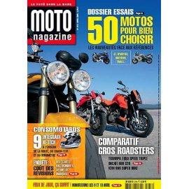 Moto Magazine n° 216 - Avril 2005