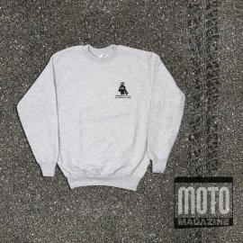 Sweat-shirt boxeur FFMC GRIS