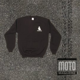 Sweat-shirt boxeur FFMC NOIR