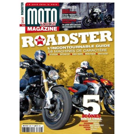 Moto Mag spécial : Roadster 2014