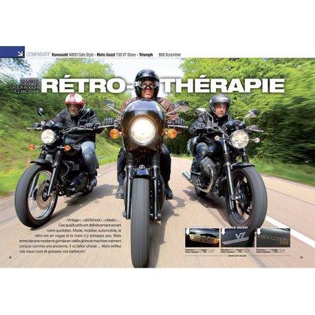 Vente Essai Moto Rétro 2012 Kawasaki W800 Cafe Style Moto