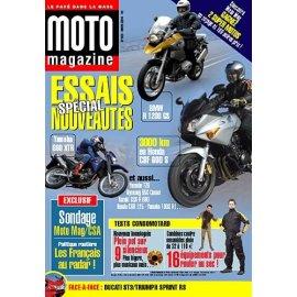Moto Magazine n° 205 -  mars 2004