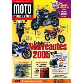Moto Magazine n° 211 - Octobre 2004