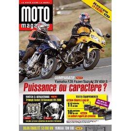 Moto Magazine n° 212 - novembre 2004