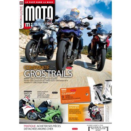Moto Magazine n° 287 - Mai 2012