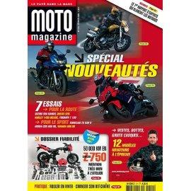Moto Magazine n° 214 - Février 2005