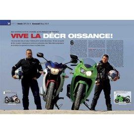 Essai Honda CBR 250 R - Kawasaki Ninja 250 R (2012)