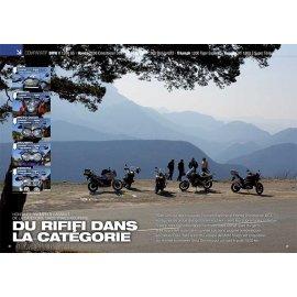 Essai Trails Routiers (2012) BMW 1200 GS contre Honda Crosstourer - Guzzi Stelvio - Triumph Tiger - Yamaha XTZ1200