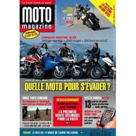 Moto Magazine n° 219 - Juillet-Août 2005