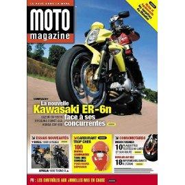 Moto Magazine n° 222 - Novembre 2005