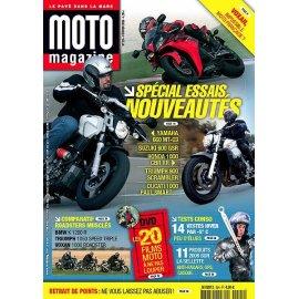 Moto Magazine n° 224 - Février 2006