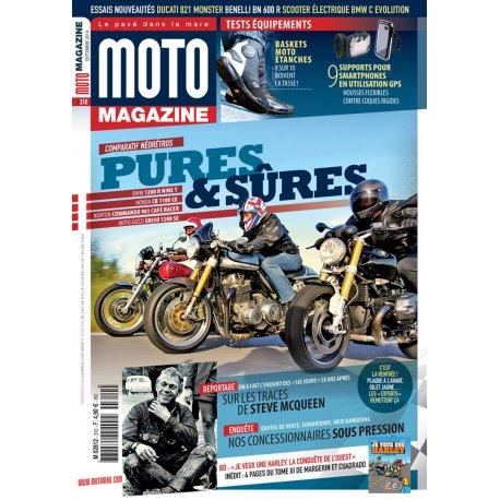 Moto Magazine n° 310 - Septembre 2014