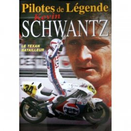 DVD moto n° 31 – KEVIN SCHWANTZ : le texan batailleur