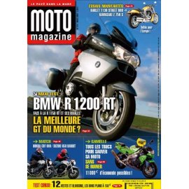 Moto Magazine n° 215 - Mars 2005