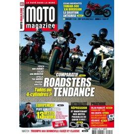 Moto Magazine n°254 - février 2009