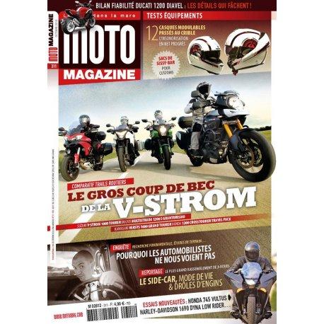 Moto Magazine n° 311 - Octobre 2014