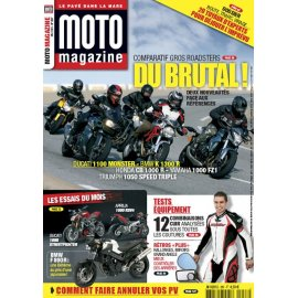 Moto Magazine n°257 - mai 2009