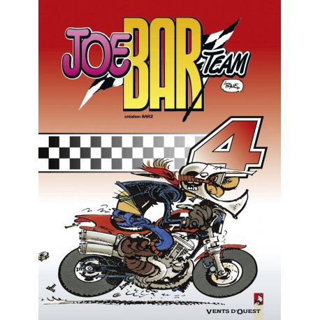 BD Joe Bar Team - Tome 4 - couverture